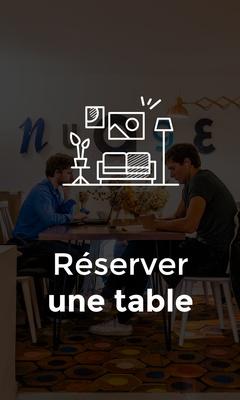 types de reservations